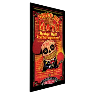 Vector Frame Fabric Poster Display R-01