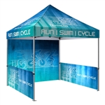 Zoom 10' x 10' Tent [Backwall & Sidewall]