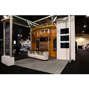 Interlocking Carpet Tiles  APG Exhibits