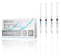 Pola Zing Teeth Whitening Gel 4 Pack