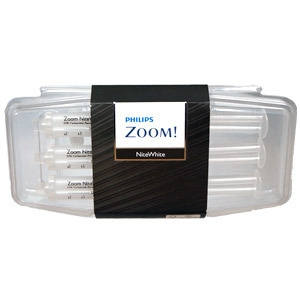 Philips Zoom Nitewhite 16% Teeth Whitening Gel 3 Pack