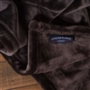 Softest throws made in America, from luxury bedding Luster Loft fleece.