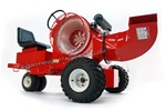 AgriMetal Self-Propelled leaf Blower BWSP-180, 23HP Kawasaki, Hydrostatic Drive