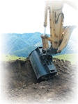 Amulet TILT BUCKET for 25 Ton Excavators