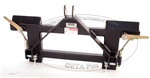 ATI 3 point hitch to universal quick attach adapter