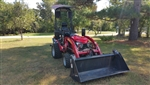 "Bradco 60"" Compact Tractor 4-in-1 Bucket"
