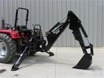 Bradco 3509 Commercial Backhoe for 65+ HP Tractors