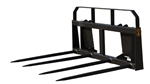 XTreme Duty Quad Bale Spear from Construction Attachments