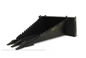 Construction Attachments Worx Stump Bucket