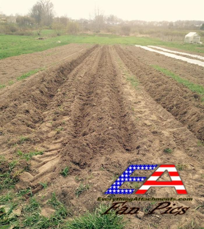 Tractor 3 Point Hitch Garden Bedder 69 Gb70