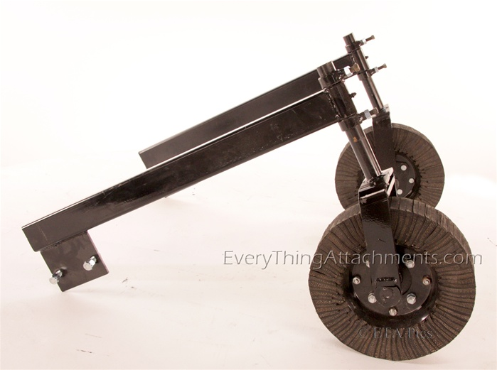 Gauge Wheels For Everything Attachments Landscape Rake