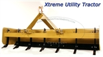 Everything Attachments Xtreme Duty 84 In Box Blade for Tractors With 30-70 HP