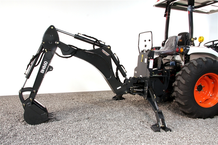 3 Point Hitch Backhoe Attachments : Everything attachments point tractor backhoe