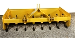 High Horsepower Grader Clearing Box Blade Box Scraper for large category II & III tractors