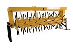 Everything Attachments Tractor 3 point hitch Lawn Plugger, Core Aerator