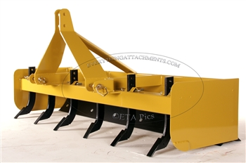 Everything Attachments Regular Duty 6 Foot Box Blade