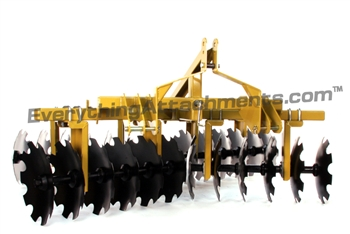 XTreme Duty Large Deluxe Box Frame Disc Harrow