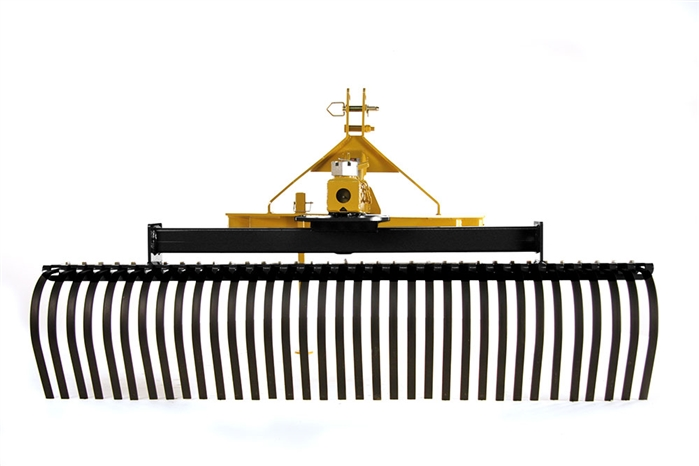 Landscape Root Rake : Everything attachments landscape rake root