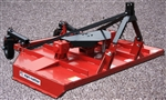 Fred Cain 8 ft HD Agricutter with dual cutter assemblies