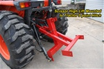 Tractor 3 Point Hitch Scissor High Lift, Hay Lift #3F