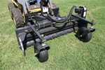 6 Foot Fixed Angle Harley Rake For Skid Steers