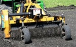 Harley Rake, Tractor PTO, TM-4 Series 4' Power Box Rake