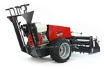 Harley Rake, Walk-Behind Model W3 with 3' Power Box Rake