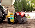 Harley Rake, Tractor TM-5 Series 5' Power Seeder The Harley Power Seeder is ideal for seeding grasses and lawn mixtures over large areas with precise control. Available in widths of 5' and 6', fitting most TM5 and T6 models.