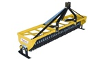 "King Kutter's Professional 72"" 3 Point hitch Kulti-Packer"