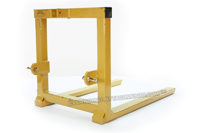 3 Point Hitch Forks : King kutter tractor point hitch pallet mover fork