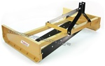 King Kutter Professional Tractor Dual Edge Land Grader / Leveler