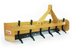 King Kutter Professional Tractor 3 point hitch Box Blade
