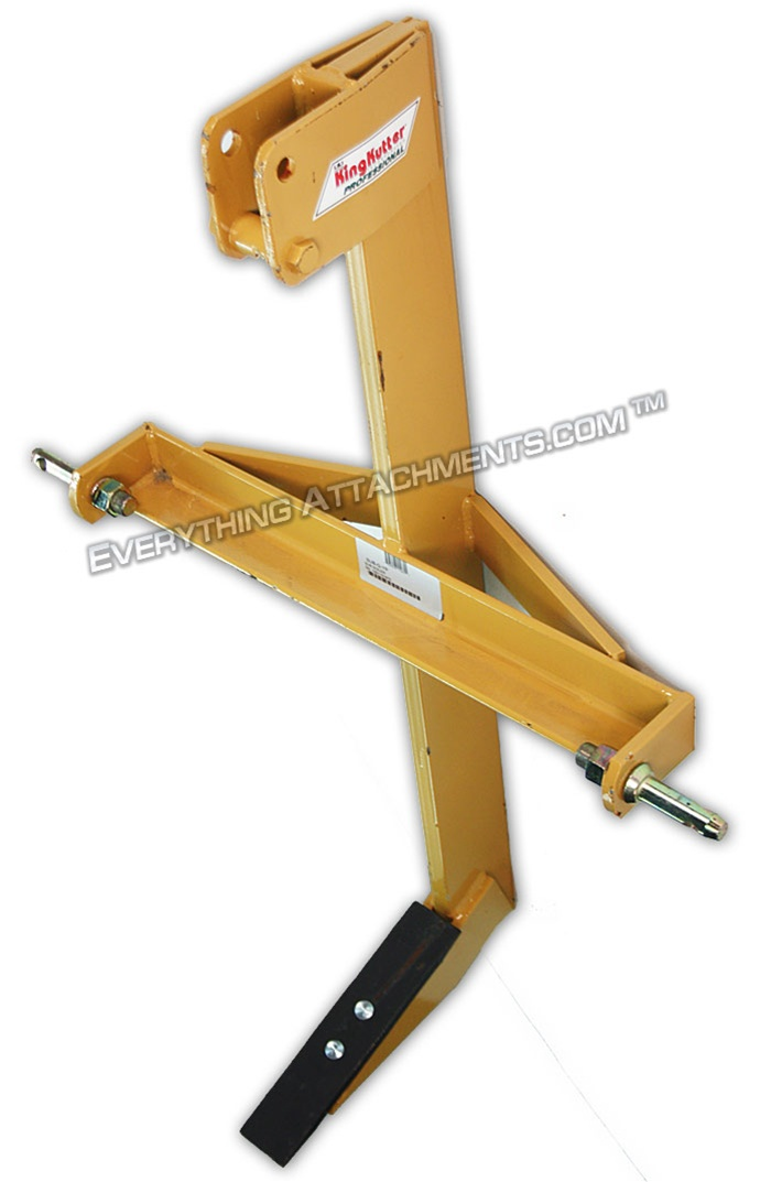 3 Point Hitch Ripper : King kutter professional sub soiler