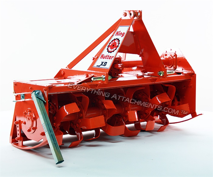 King Kutter Xb48 Compact Tractor Tiller For Sale