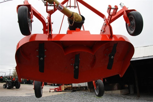 Phoenix M48 S Tractor Finish Mower 48 Quot Pto Driven 3