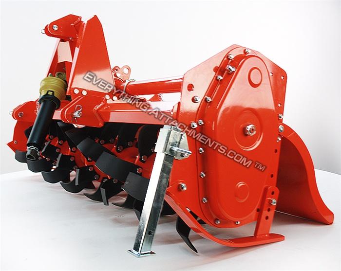 Tiller Tractor hd Tractor Rotary Tiller