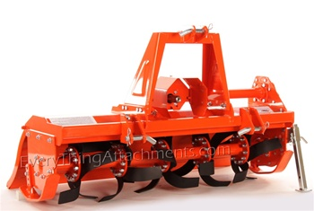 "Phoenix T4 Series Value Model 48"" 3 point hitch, Tractor PTO Driven Economy Rotary Tiller from Sigma"