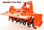 "Phoenix T5 Series Heavy Duty 48"" 3 point hitch, Tractor PTO Driven Rotary Tiller from Sigma"