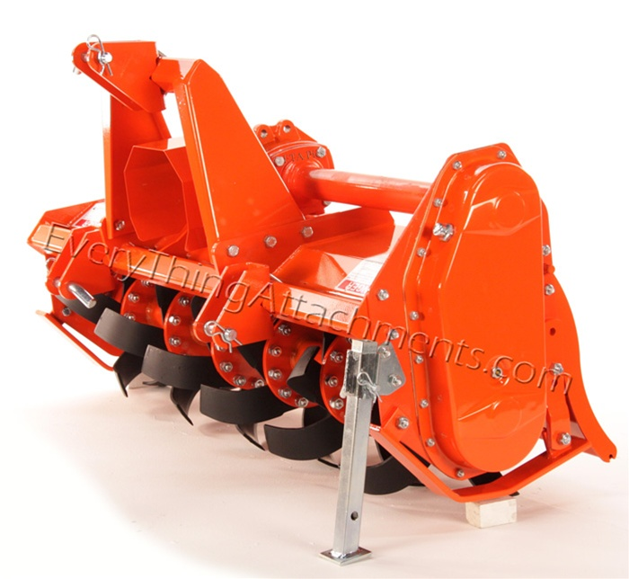 5 Rotary Tiller : Phoenix t series heavy duty quot point hitch tractor