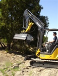 Rockhound BrushHound 40EX Brush Mower/Shredder for Excavators