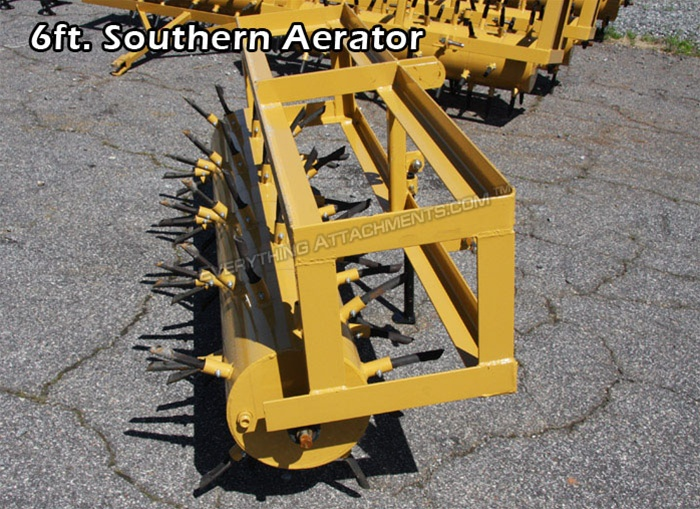 3 Point Hitch Lawn Aerator : Point hitch lawn pluggers