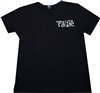 Ladies V Neck with DTBR logo on front