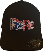 Flex Fix Baseball cap with PR DTBR logo