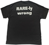 Crew Neck T Shirt RARE-ly wrong