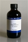 ELDERBERRY EXTRACT (ORGANIC) 4OZ