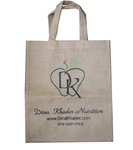 Dina Khader Nutrition Shopping Bag