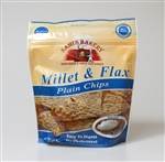 Millet & Flax Chips Plain