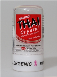 Thai Crystal Deodorant Stick  4.25 oz.