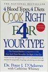 Cook Right For Your Type