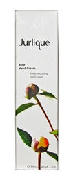 Rose Hand Cream 125ml
